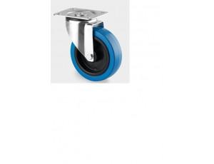 Kola TENTE - průměr kola: 100mm, základna: 80mm x 105mm, nebrzděné