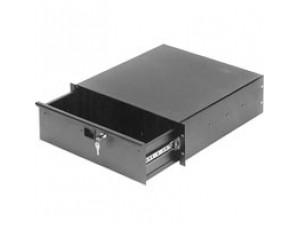 3U zásuvka hloubka 450mm